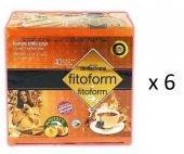 Kayısılı + L Carnitineli Karışık Form Çayı 6lı