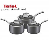 Tefal Gourmet Anodised Tencere Seti 6 Parça