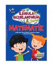 Ilkokula Hazırlanıyorum Okul Öncesi Eğitim Kitabı Matematik