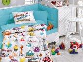 Cottonbox Ranforce Bebek Uyku Seti Mutlu Bebek...