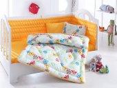 Cottonbox Ranforce Bebek Uyku Seti CİK CİK (Bebeğinize ambalajında küçük sabunumuz hediyemizdir)