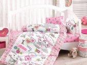 Cottonbox Ranforce Bebek Uyku Seti Tavşan Kardeşle...