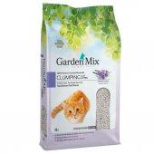 Kedi Kumu 10 Lt Gardenmıx Bentonıte Lavanta Kokulu İnce