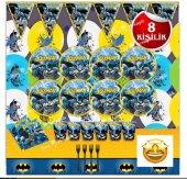 Batman Betmen Doğum Günü Parti Malzemleri...
