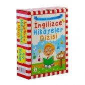 İngilizce Hikayeler Dizisi (3, 4 Ve 5. Sınıflar İçin 40 Kitap Set)-Kolektif