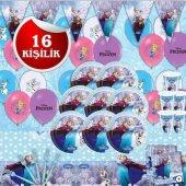 Frozen Karlar &ülkesi Elsa Anna Doğum Günü...