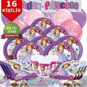 Prenses Sofia Doğum Günü Parti Malzemeleri...