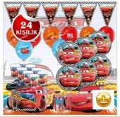 Cars 3 Arabalar Şimşek Mcqueen Doğum Günü Parti...