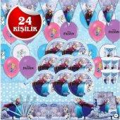 Frozen Karlar Ülkesi Elsa Doğum Günü Parti...