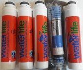 Waterlife Orjinal Filtre 5 Li Bakım Seti (Tecflo Membranlı)