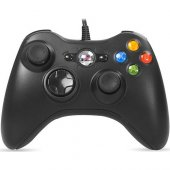 Snopy Rampage Sg R360 Siyah Xbox 360 2.2m Joypad