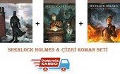 Sherlock Holmes & Suç Dolu Sokaklar -Nekronom- Londra Vampirleri