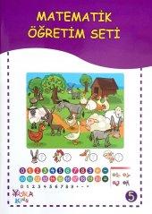 Matematik Öğretim Seti (5 Kitap) Yuka Kids