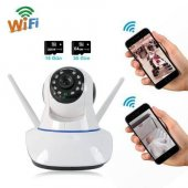 Dextel 360 Gerçek Hd Wifi Kablosuz Ip Kamera Bebek Takip Kamera