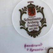 Alman Boverya Schumann Marka Porselen Tabak-10