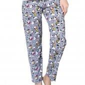 Snopy Desenli Pamuk Tek Alt Pijama