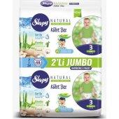 Sleepy 2li Paket Külot Bez No 3 68li 4 9kg