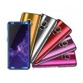 Samsung Galaxy S9 360 Aynalı Telefon Kılıfı Kapak
