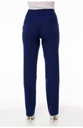 1003 Fermuar Detayli Pantolon - Lacivert-4