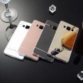 Iphone 7 Aynalı Silikon Kılıf Arka Kapak