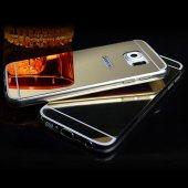 Samsung S8,s8+,s9,s9+ Aynalı Sert Silikon Şık Kılıf Kapak