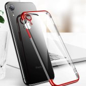 Iphone 8 Plus Arka Kapak Şeffaf Telefon Kılıfı