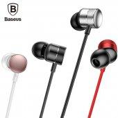 Baseus Encok H04 Mikrofonlu Kablolu Kulakiçi Kulaklık Stereo