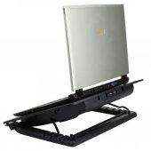 Laptop Soğutucu Ergostand Kademeli Soğutucu Fan Gaming NoteBook-3