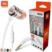 Jbl By Harman T290 Mikrofonlu Kulak İçi Kulaklık Extra Bass