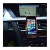 Araç İçi Telefon Tutucu Kalorifer Havalandırma İphone Htc Samsung-2