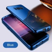 Samsung Galaxy Note8 S9 S8 S7 Edge Uyumlu 360 Voero Aynalı Telefo-4