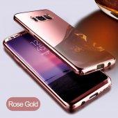 Samsung Galaxy Note8 S9 S8 S7 Edge Uyumlu 360 Voero Aynalı Telefo-5