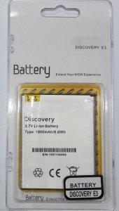 General Mobile Discovery 1 Batarya E3 Pil-2