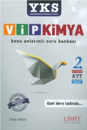 Limit Vip Ayt Kimya Soru Bankası