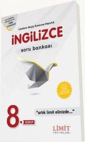 Limit 8.sınıf İngilizce Soru Bankası