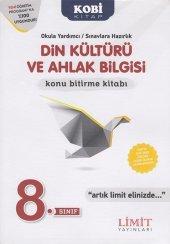 Limit 8.sınıf Din Kültürü Ve A.b.konu Bitirme Kitabı