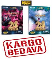 Sınav Yayınları 11. Sınıf 24 Adımda Soru Bankası