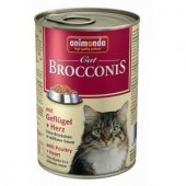 Animonda Brocconis Tavuk Yürekli Kedi...