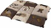 Trixie Köpek Yastığı Ve Yatağı 55x40cm Kahve...