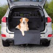 Trixie Köpek İçin Bagaj Örtüsü 1,64x1,25m Siyah
