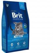 Brit Premium Cat Kitten Yavru Kedi Maması 8 Kg