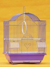 Bird Cage 206b Kuş Kafesi (30x23x40 Cm)