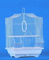 Bird Cage 203b Kuş Kafesi (33x23x40 Cm)
