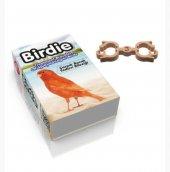 Birdie Kanaryalar İçin Çarpık Bacak Tedavi Bileziği 3mm