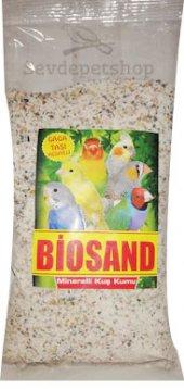 Biosand 1 Kg Kuş Kumu Gaga Taşı Hediyesi (Paket...