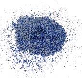 Akvaryum Mavi Beyaz Kuartz Kum 2mm 1 Kg