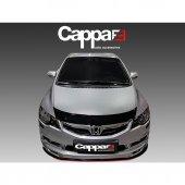 Honda Civic Kaput Rüzgarlığı Koruyucu 2006 2012...