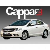 Honda Civic Kaput Rüzgarlığı Koruyucu 2012 2015...