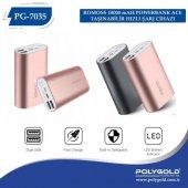 Poly Gold Pg 7035 Romoss 10000 Mah Powerbank Ace T...