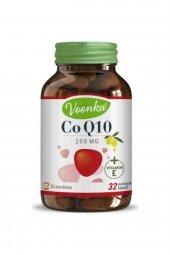 Voonka Koenzim Q10 200 mg 32 Yumuşak Kapsül